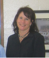 Photo of Principal Swartz